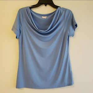 Jaclyn Smith Ruched Blouse